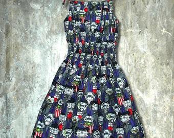 Retro Vampire Dress