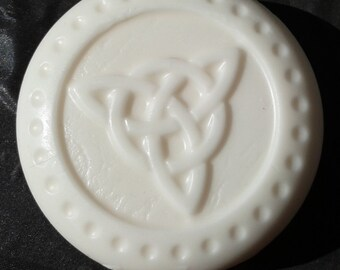 Celtic Triquetra Soap