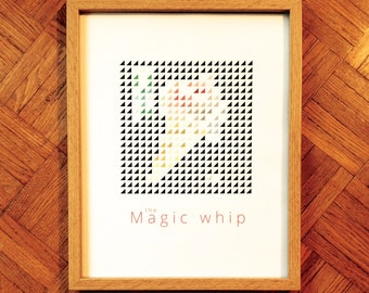 Blur - The Magic Whip - A modern re-construction