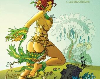 Adult comics, Dryad 1 - mesmers