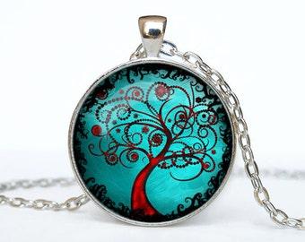 Tree of life necklace Tree of life pendant Tree of life jewelry