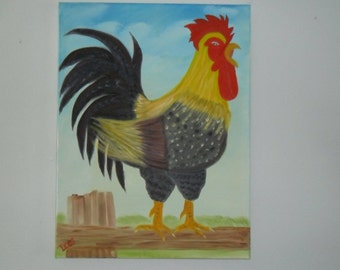 how to stop a rooster from crowing so early