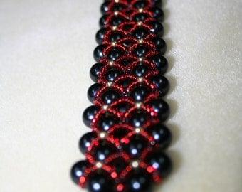 Double Orbit Bracelet
