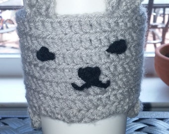 Animal Cozy for Travel Mugs