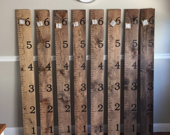 Wood Growth Chart
