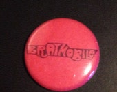 BRATMOBILE 1 inch pin