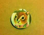 Little Chipmunk small Brooch