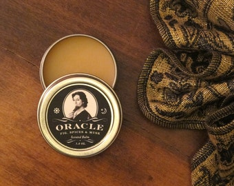 Oracle -  Exotic Fig, Spices and Musk Scented Balm