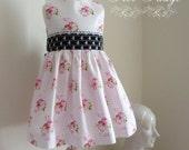 Party dress, Rosebud, size 2T