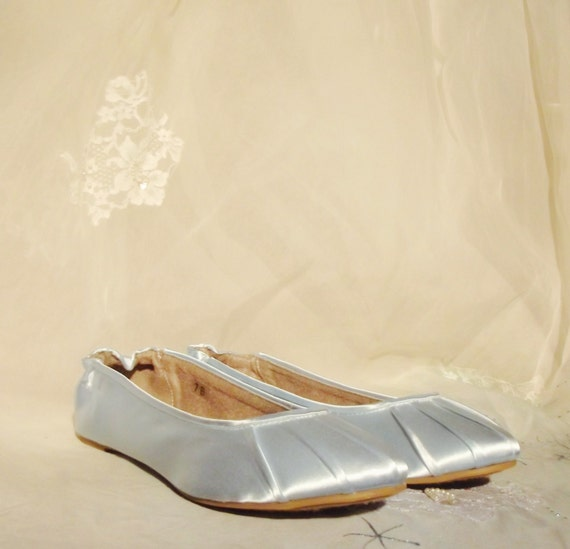 Items Similar To Cinderella Flats, Dyeable Ballerina