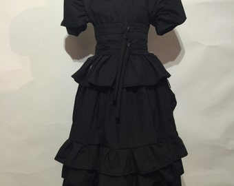 Agatha Kimono Dress Set