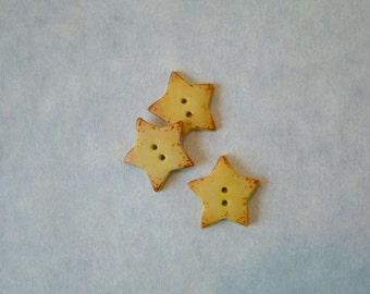 Stars set of 3