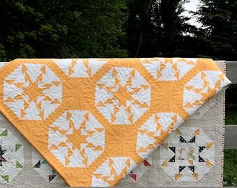 Idyllic pattern #103 PAPER quilt pattern