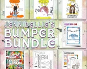 Super SALE Bundle Set by Jennibellie