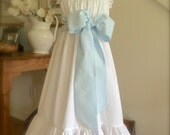 Beautiful Flower Girl Special Occasion Sister Dress Size 6m to 14 Choice of Colors