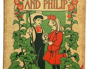 Little Girl and Philip 1907