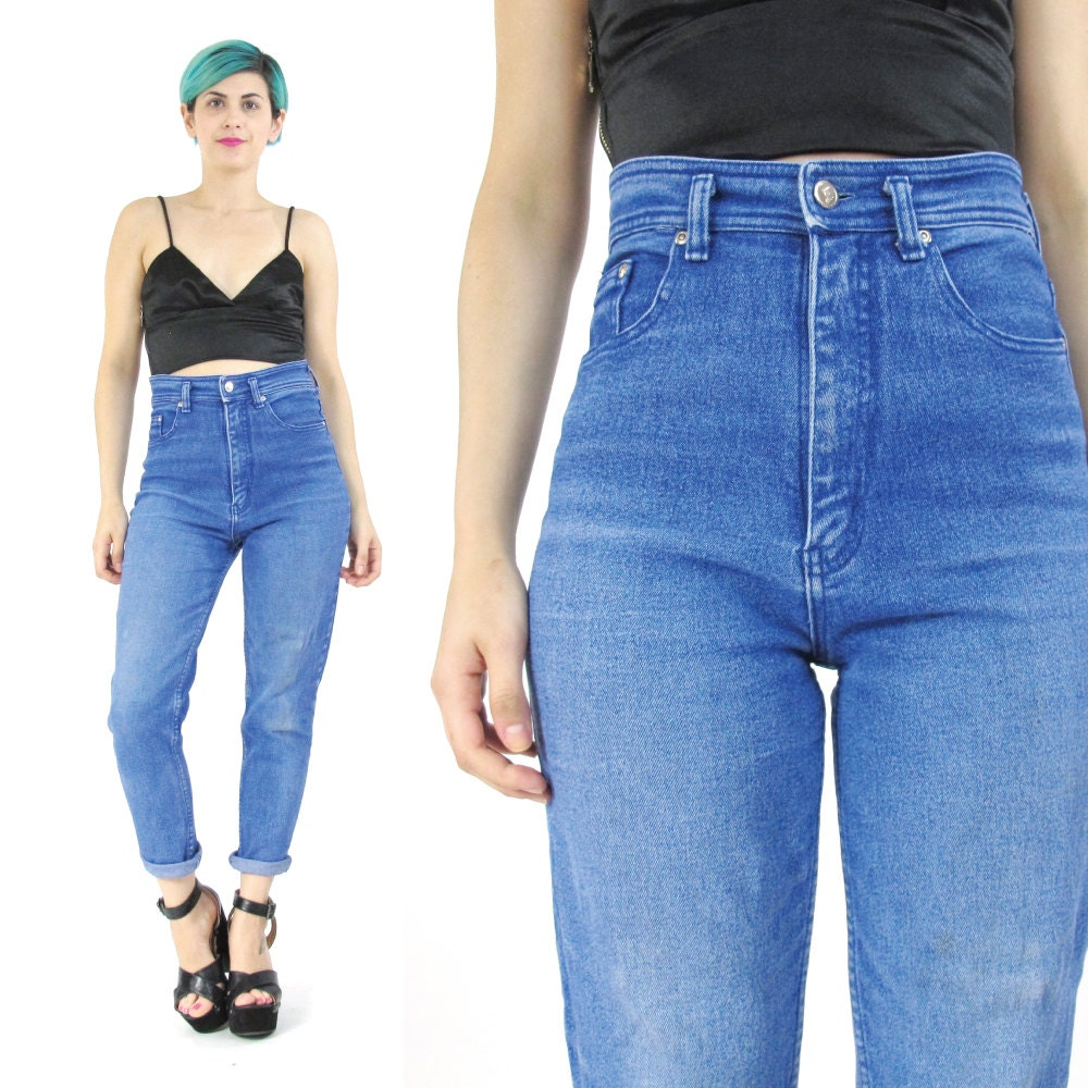 Where To Buy High Waisted Mom Jeans Ye Jean