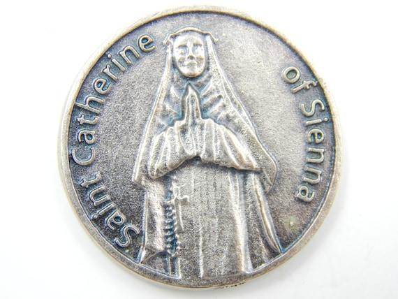 Medalla Vintage Catherine Siena
