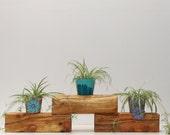 Timber Stand Pedestal Riser Plant Landscape Beam
