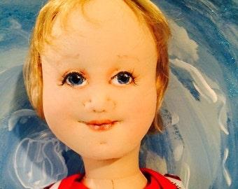 OOAK Baby Doll Handmade Gracie