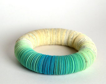 Bracelet CARTA Ombra turquoise