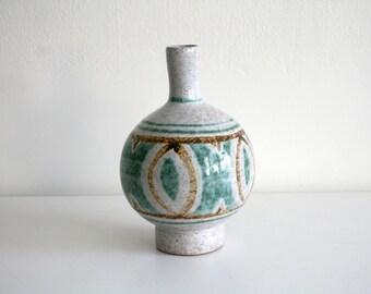 Midcentury Stoneware Vessel