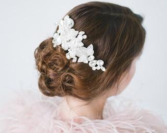 Fidelia  Bridal Headpiece Wedding Accessories