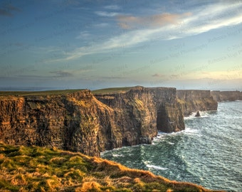 Cliffs of Moher Ireland - Fine Art Photography - Home Decor - Wall Art