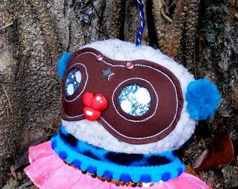 Danica - Handmade Plush - OOAK