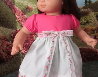 15 Inch Doll Clothes, Baby Dress,  Dress, Doll Dress