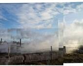 Steam Machine 3, original fine art photography, photocollage