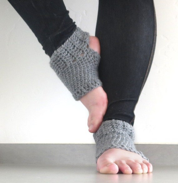 Crochet Yoga Socks : Crochet Yoga Socks by TheLegendarySkunk on Etsy
