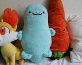 Quagsire Pokemon Plush Toy Pillow