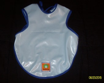 Bapron - (Baby Apron) made of PUL fabric