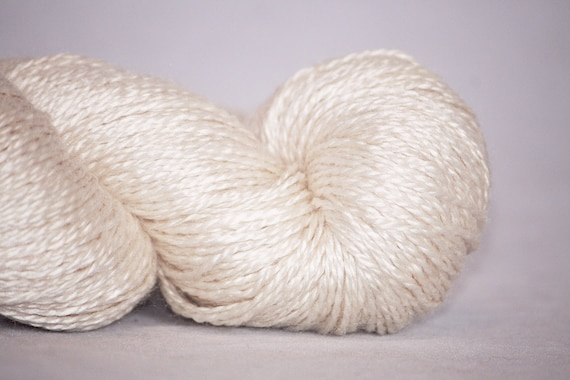 SALE 15% Off 1x115g/4.06oz   BAMBOO, Fingering Weight 2 ply Yarn by Amtex For Knitting/Crochet