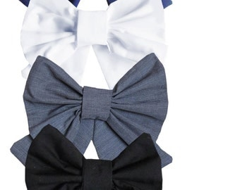 Sailor Fuku / Seifuku (制服) Small Bow Only