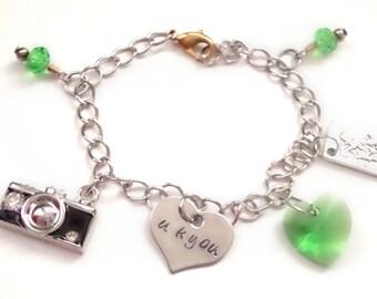 Ukyou Charm Bracelet