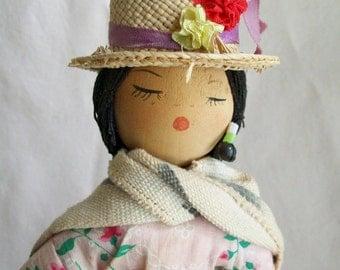 Ecuadorian Dolls Etsy