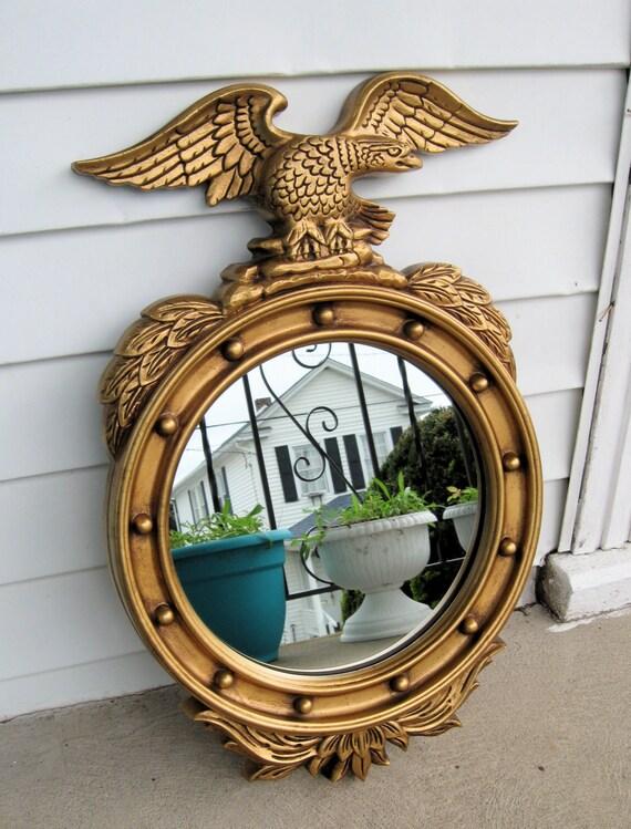 Specchio da parete buco grande vintage aquila porto 23 for Specchio da parete grande