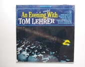 An Evening Wasted With Tom Lehrer - Factory Sealed LP - Mint Condition