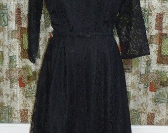1950s Party Dress #310