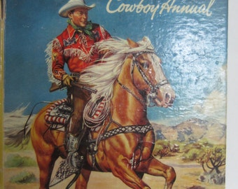 Roy Rogers Cowboy Annual
