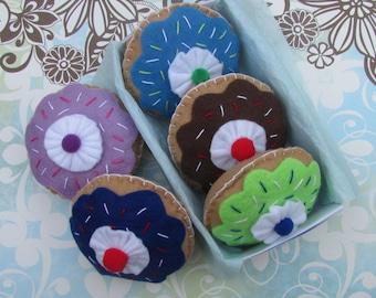 Cat Toys - Catnip Donuts - 2 donuts