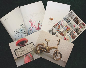 Art Bike Poster