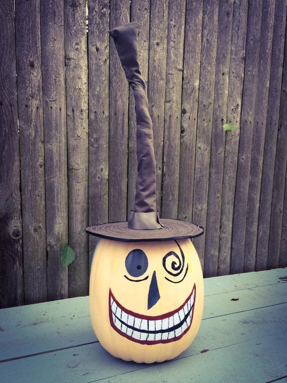 Nightmare Before Christmas The Mayor Pumpkin