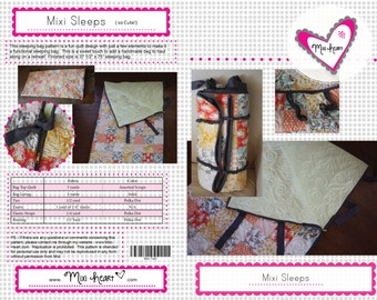 Mixi Sleeps Sleeping Bag