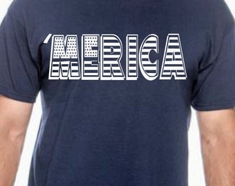 Merica, merica shirt, fourth of july, 4th of july shirt, patriotic shirt, american shirt, merica tee