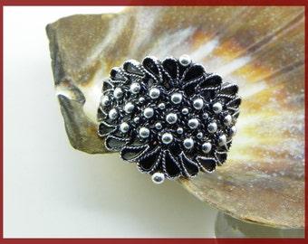 Sardinian Ring Silver 800
