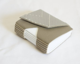 Handcrafted, One-of-a-kind Blank book