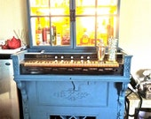 Piano Bar - Organ Bar - Bar Cart